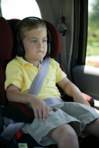 Is Your Booster Seat Putting Your Child at Risk? Half Of All Seats Do