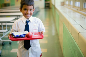 Congress Roadblocks Healthier School Lunches