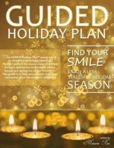 A Practical Planner Helps Burdened Moms Find Their Reason For The Holiday Season