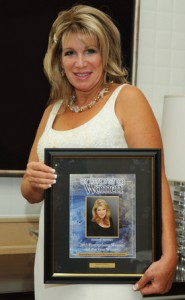 Entrepreneur Kimberly Martinez Wins 2013 Enterprising Women Of The Year Award