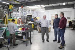 Built-Rite Hosts Group from New England Factory Tours