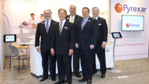 Pyrexar Medical Heats up Chicago at the RSNA