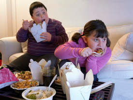 Debate: Should Extremely Obese Kids Be Taken Away from their Parents?