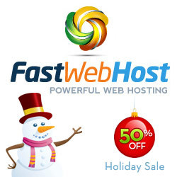FastWebHost Announces New Year 2012 Web Hosting Sale!