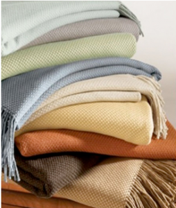All Blankets and Throws – On Sale Now at PioneerLinens.com