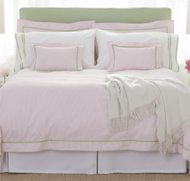 Pioneer Linens Featured Luxury Linens Designer – Matouk