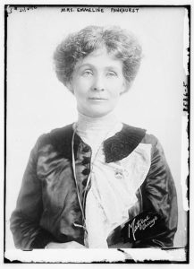 A message from Dr. Helen Pankhurst for American Women Voters