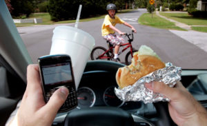 Research Shows Majority of Drivers Engage in Risky Behaviors Behind the Wheel