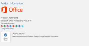Install Office 2016 Product Key With Lifetime Activation For An Affordable Price