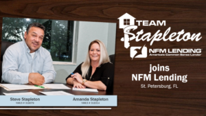 NFM Lending opens new branch in St. Petersburg, FL