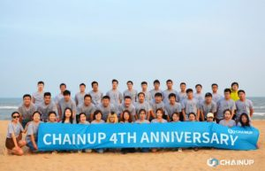 ChainUP 4th Anniversary: Compliance and Diversification, becoming world's leading one-stop financial service platform
